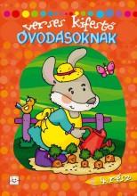 VERSES KIFESTŐ ÓVODÁSOKNAK - 4. RÉSZ - Ekönyv - AKSJOMAT KIADÓ KFT.