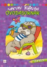 VERSES KIFESTŐ ÓVODÁSOKNAK - 2. RÉSZ - Ekönyv - AKSJOMAT KIADÓ KFT.