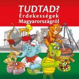TUDTAD? - ÉRDEKESSÉGEK MAGYARORSZÁGRÓL - Ekönyv - ROLAND TOYS KFT.