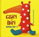 Csiri-biri torna-tár 1. - Ekönyv - Takács Mari - Orszáczky Ildikó