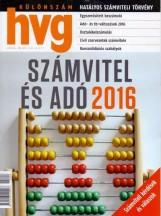 SZÁMVITEL ÉS ADÓ 2016 - HVG KÜLÖNSZÁM - Ekönyv - HVG KIADÓI ZRT.
