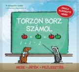 TORZON BORZ SZÁMOL - ISKOLAELŐKÉSZÍTŐ MESÉK - Ekönyv - SZABADOS TAMÁS