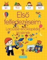 ELSŐ FELFEDEZÉSEIM - LAROUSSE-ENCIKLOPÉDIA KICSIKNEK - Ekönyv - GEOPEN KIADÓ