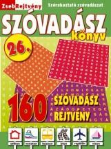 ZSEBREJTVÉNY SZÓVADÁSZ KÖNYV 26. - Ekönyv - CSOSCH BT.