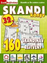 ZSEBREJTVÉNY SKANDI KÖNYV 32. - Ekönyv - CSOSCH BT.