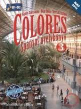 COLORES 3. - SPANYOL NYELVKÖNYV + CD (NAT) - Ekönyv - 56498/NAT