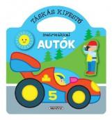 Autók - Táskás kifestő matricákkal - Ekönyv - NAPRAFORGÓ KÖNYVKIADÓ
