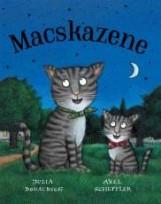 MACSKAZENE - Ekönyv - DONALDSON, JULIA-SCHEFFLER, AXEL