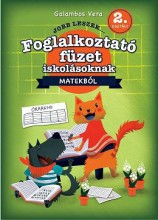 Jobb leszek... - Jobb leszek matekból, második osztályosoknak - Foglalkoztató füzet iskolásoknak - Ekönyv - GALAMBOS VERA