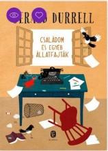 CSALÁDOM ÉS EGYÉB ÁLLATFAJTÁK - Ekönyv - DURRELL, GERALD