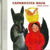 Piroska és a farkas - Caperucita Roja - Ekönyv - Balogh Andrea