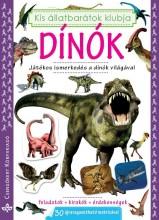 DÍNÓK - KIS ÁLLATBARÁTOK KLUBJA FOGLALKOZTATÓ - Ekönyv - BOGOS KATALIN, NÉMETH CSONGOR