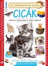 CICÁK - KIS ÁLLATBARÁTOK KLUBJA FOGLALKOZTATÓ - Ekönyv - BOGOS KATALIN, NÉMETH CSONGOR
