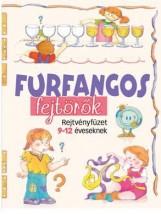 FURFANGOS FEJTÖRŐK - REJTVÉNYFÜZET 9-12 ÉVESEKNEK - Ekönyv - VENTUS LIBRO KIADÓ