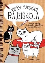 VIDÁM MACSKÁS RAJZISKOLA - Ebook - CORRELL, GEMMA