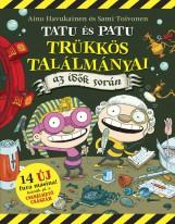 Tatu és Patu trükkös találmányai az idők során - Ekönyv - HAVUKAINEN, AINO - TOIVONEN, SAMI