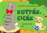 KUTYÁK, CICÁK - KIFESTŐFÜZET KICSIKNEK - Ekönyv - NAPRAFORGÓ KÖNYVKIADÓ