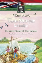 Tom Sawyer kalandjai - Ekönyv - Mark Twain