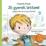 JÓ GYEREK LETTEM! - Ekönyv - CSAPODY KINGA