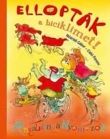 ELLOPTÁK A BICIKLIMET! - RINGABRINGA NYOMOZÓK - Ekönyv - NÓGRÁDI GÁBOR-CAKÓ FERENC