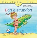 BORI A STRANDON - BARÁTNŐM, BORI - Ebook - HÄNEL, WOLFRAM-WENZEL-BÜRGER, EVA