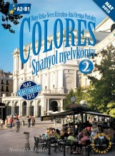 COLORES 2. - SPANYOL NYELVKÖNYV CD-VEL (NAT 2012) - Ebook - 56497/NAT