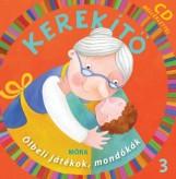 KEREKÍTŐ 3. (ÚJ BORÍTÓ!) - CD MELLÉKLETTEL! - Ekönyv - J. KOVÁCS JUDIT
