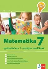 MATEMATIKA 7. - GYAKORLÓKÖNYV 7. OSZTÁLYOS TANULÓKNAK - JEGYRE MEGY - Ekönyv - KLETT KIADÓ