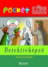 DETEKTÍVKÉPZŐ - POCKET LÜK - ALAPLAPPAL - Ekönyv - LDI909/A
