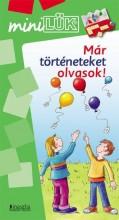 MÁR TÖRTÉNETEKET OLVASOK! - MINI LÜK - Ekönyv - LDI250