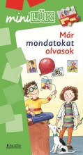 MÁR MONDATOKAT OLVASOK - MINI LÜK - Ekönyv - LDI249