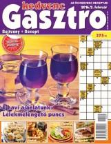 KEDVENC GASZTRO - REJTVÉNY + RECEPT 2016/2. - Ekönyv - CSOSCH BT.