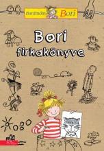 BORI FIRKAKÖNYVE - BARÁTNŐM, BORI - Ekönyv - MANÓ KÖNYVEK