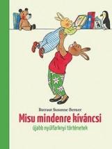 MISU MINDENRE KÍVÁNCSI - ÚJABB NYÚLFARKNYI TÖRTÉNETEK - Ekönyv - BERNER, ROTRAUT SUSANNE