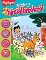 MINDEN A HÁZIÁLLATOKRÓL - Ekönyv - KLETT KIADÓ