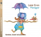 MANÓGYÁR - HANGOSKÖNYV - Ekönyv - LÁZÁR ERVIN