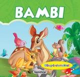 Mini pop-up - Bambi - Ekönyv - NAPRAFORGÓ KÖNYVKIADÓ