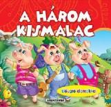 Mini pop-up - A három kismalac - Ekönyv - NAPRAFORGÓ KÖNYVKIADÓ