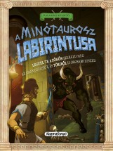A Minótaurosz labirintusa - Kalandos küldetés - Ekönyv - NAPRAFORGÓ KÖNYVKIADÓ