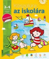 Készülünk az iskolára - Készülünk az iskolára... 3-4 éveseknek - Ekönyv - NAPRAFORGÓ KÖNYVKIADÓ