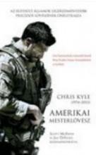 AMERIKAI MESTERLÖVÉSZ - FILMES BORÍTÓ - Ekönyv - KYLE, CHRIS
