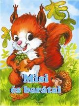 MISI ÉS BARÁTAI - LEPORELLÓ - Ekönyv - RADVÁNY ZSUZSA