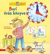 BORI ÓRÁS KÖNYVE - BARÁTNŐM, BORI - Ekönyv - SÖRENSEN, HANNA-STEINHAUER, ANNETTE