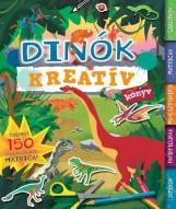 DINÓK - KREATÍVKÖNYV - Ekönyv - WORMS, PENNY