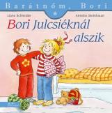 BORI JULCSIÉKNÁL ALSZIK - BARÁTNŐM, BORI - Ekönyv - SCHNEIDER, LIANE-STEINHAUER, ANETTE