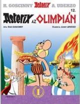 ASTERIX AZ OLIMPIÁN - ASTERIX 12. (ÚJ BORÍTÓ) - Ekönyv - GOSCINNY, RENÉ