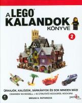 A LEGO KALANDOK KÖNYVE 2. - Ekönyv - ROTROCK, MEGAN H.