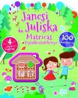 JANCSI ÉS JULISKA MATRICÁS FOGLALKOZTATÓKÖNYV - 4 MINIRADÍRRAL - Ekönyv - ARD, CATHERINE