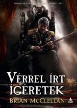 VÉRREL ÍRT ÍGÉRETEK - Ekönyv - MCCLELLAN, BRIAN