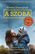 A SZOBA - FILMES BORÍTÓ - Ekönyv - DONOGHUE, EMMA